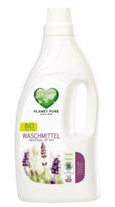 Planet Pure Bio Öko Waschmittel Test