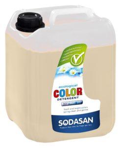SODASAN Color Flüssigwaschmittel Öko Test