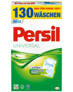 persil universalpulver waschmittel test