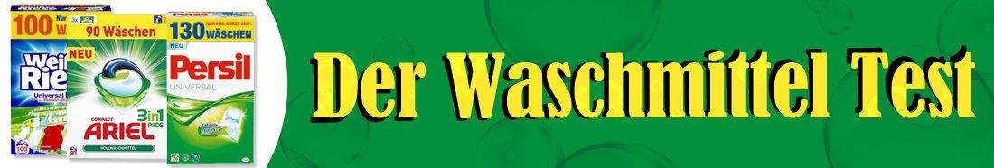 ⇒ Der Waschmittel Test ++ aktuelle Testsieger ++ Top 5